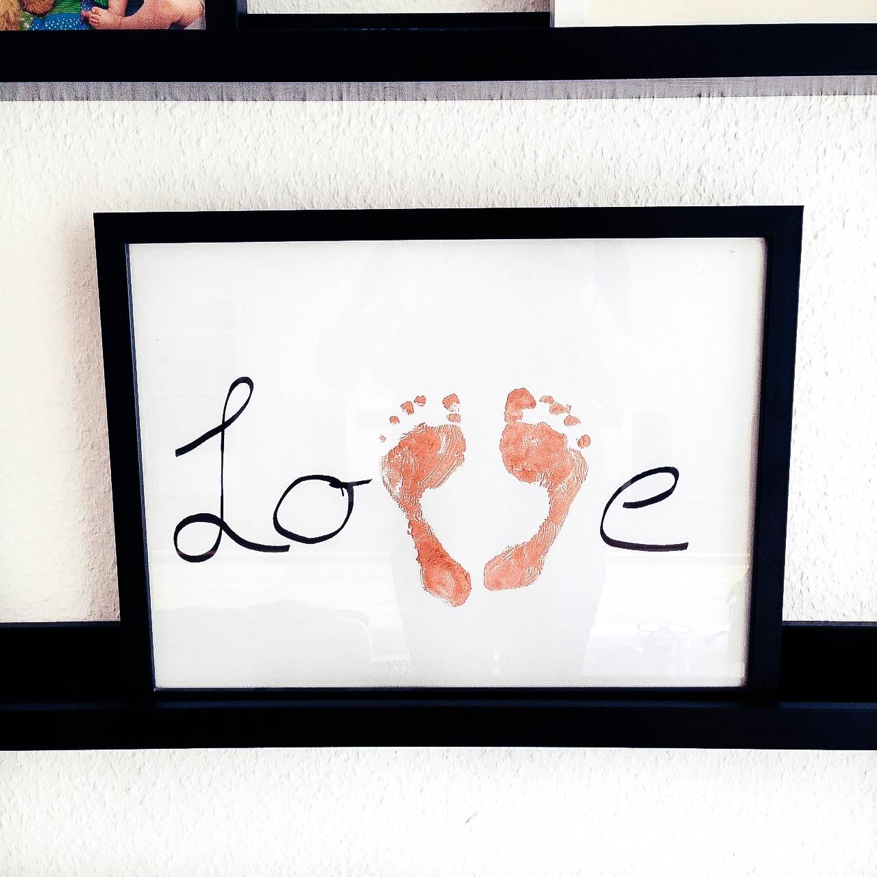 basteln mit kleinkindern einfache und sch ne bastelidee f r jedes kind. Black Bedroom Furniture Sets. Home Design Ideas
