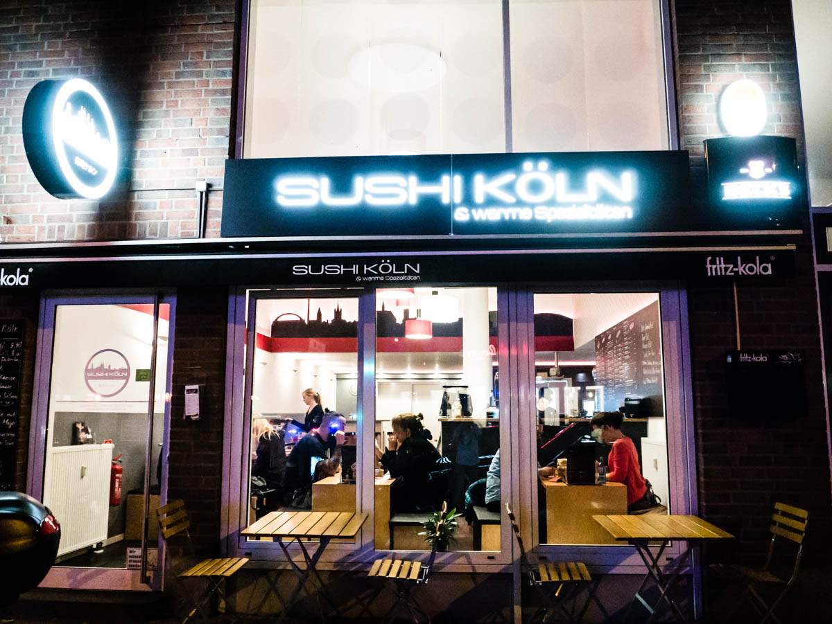 Köln | Mädels-Schlemmer-Date im Sushi Köln.