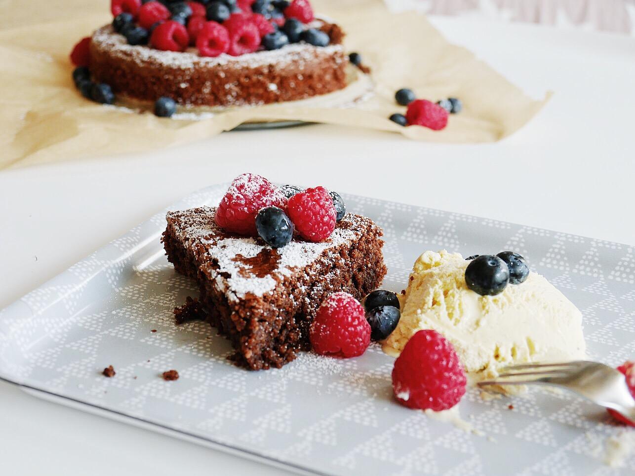 Schokokuchen Mit Früchten : saftiger schokoladenkuchen rezept f r saftigen schokoladenkuchen ~ Watch28wear.com Haus und Dekorationen