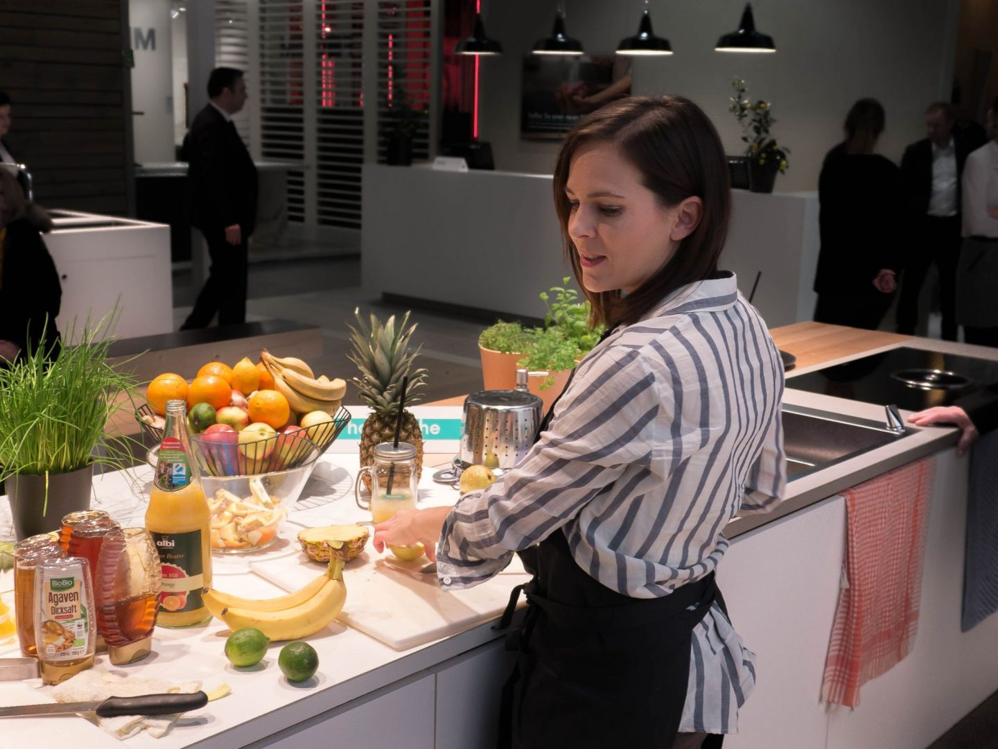 IMMCologne Küchentrends  + 3erlei Smoothies!