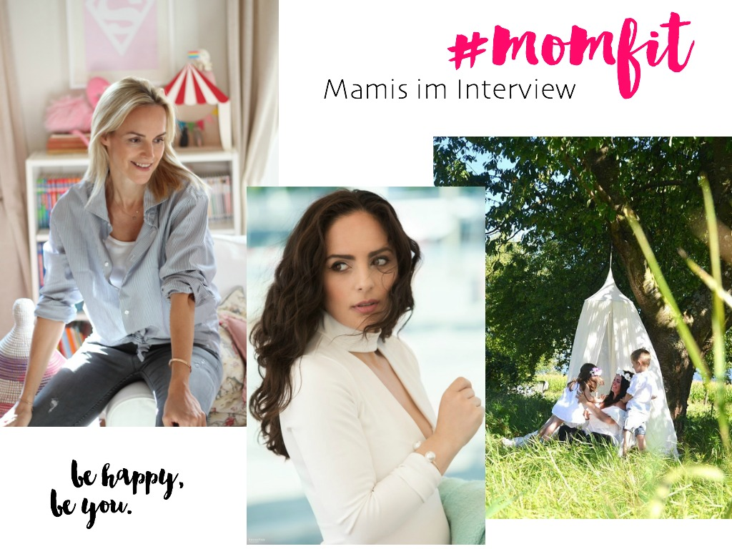 Wie fit sind wir Mamas? 5 Mütter im Interview.
