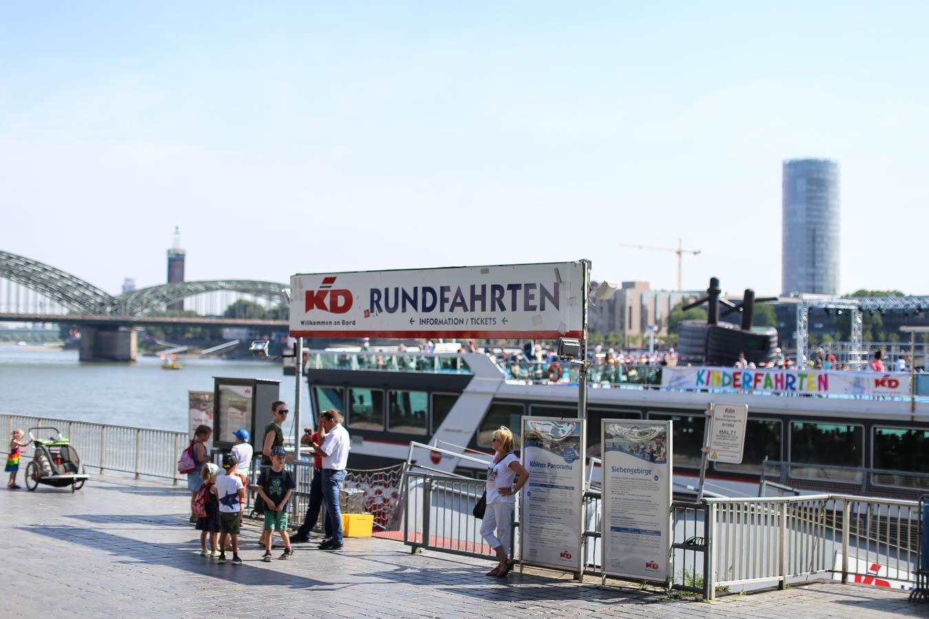 KD Schifffahrten für Kinder