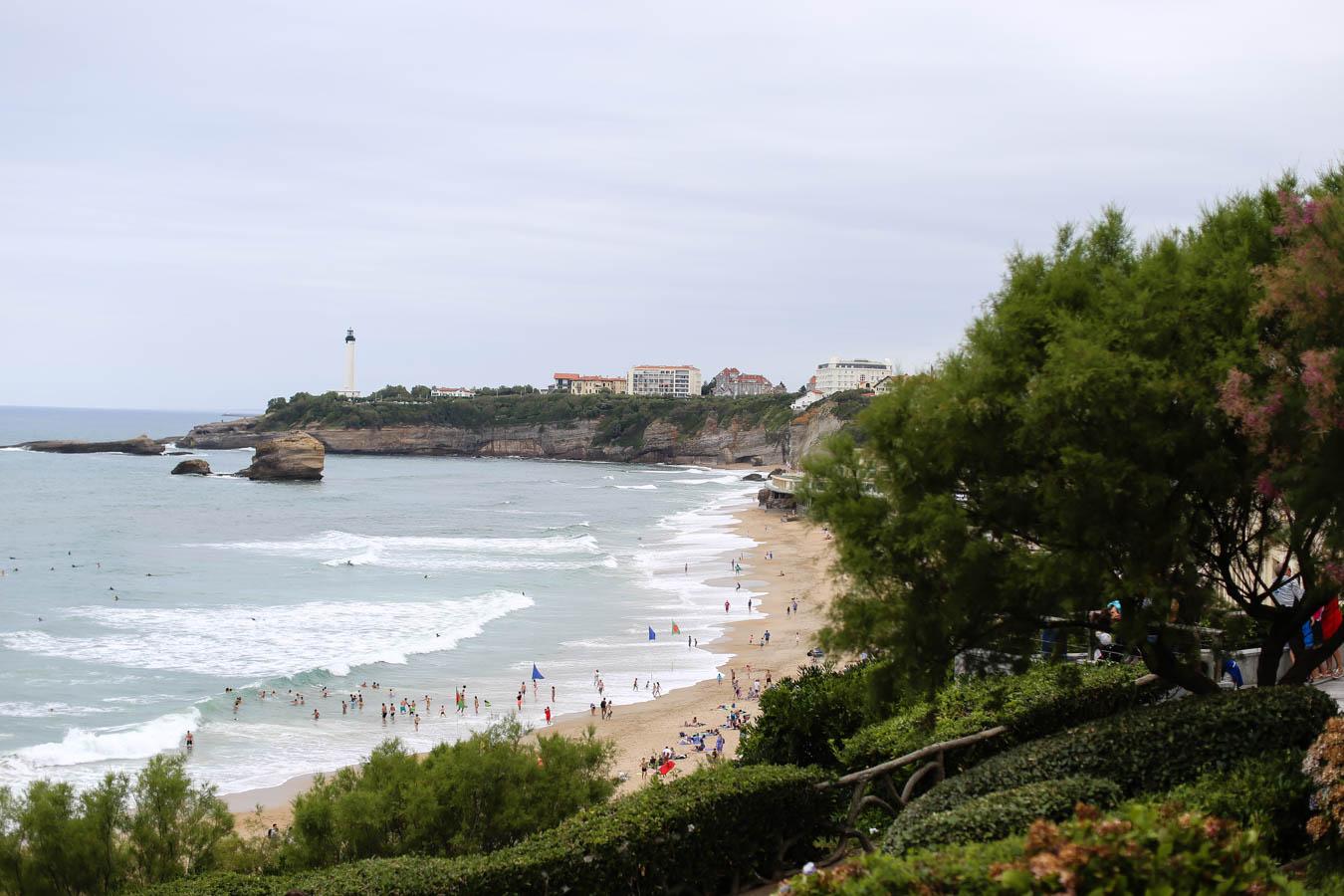 Strand Biarritz - Erfahrungen