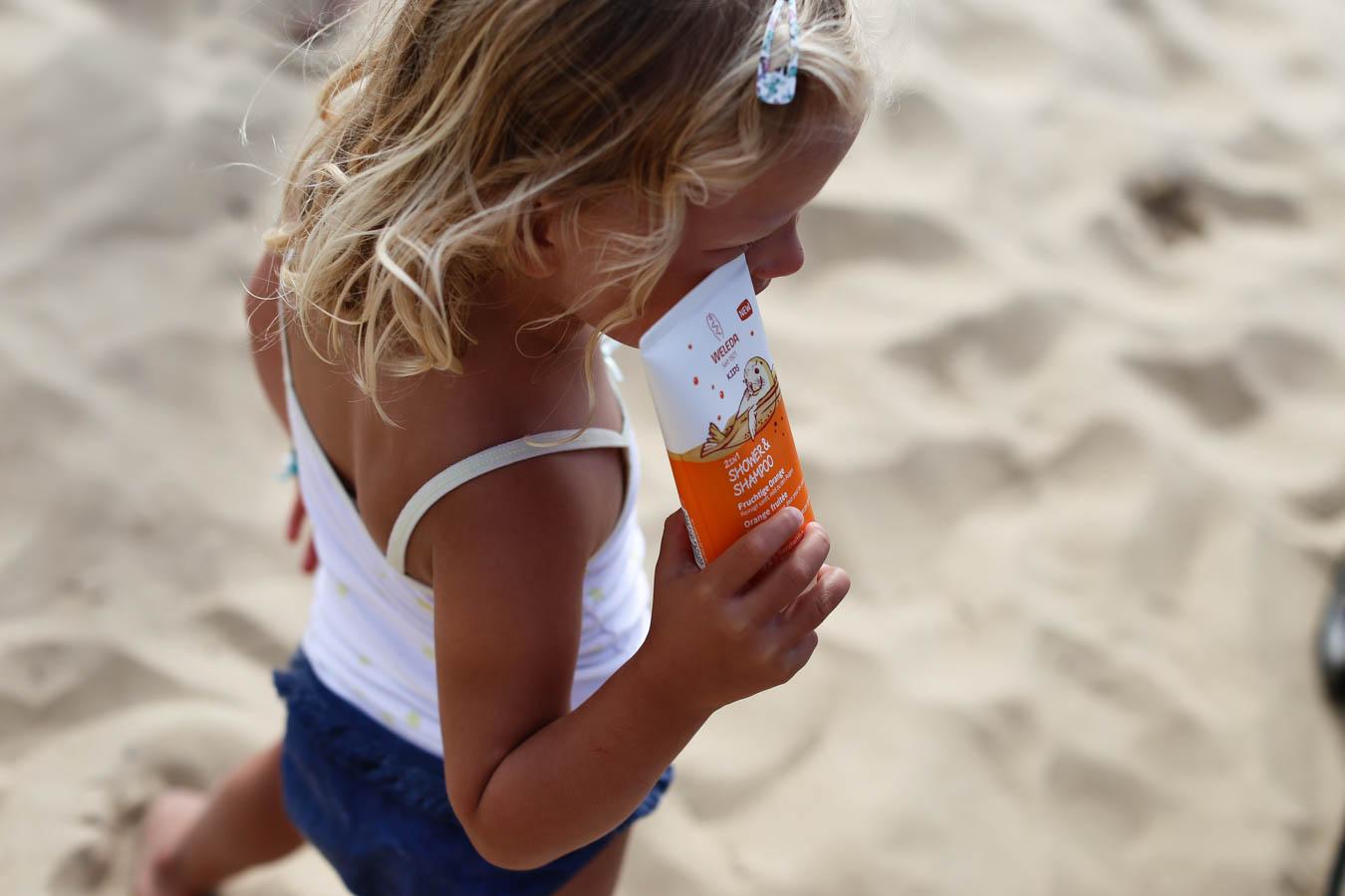 #Kids | Über die Natur, Nachhaltigkeit & die neuen 2in1 Shower & Shampoo für Kids von Weleda!
