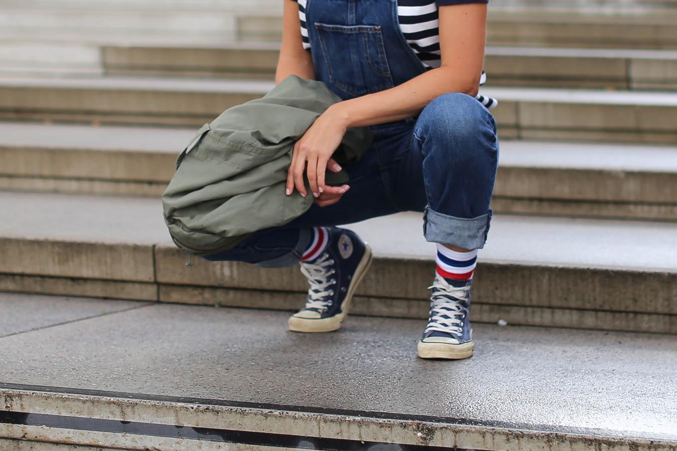 Fashion - Latzhose kombinieren