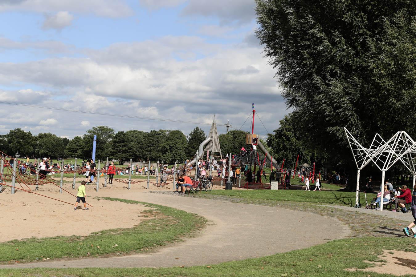 Rheinpark Abenteuerspielplatz