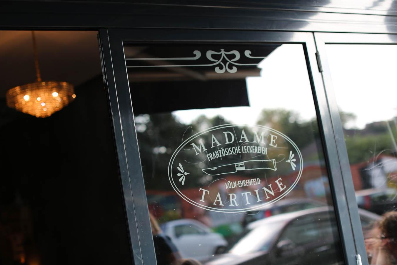 Café Köln Ehrenfeld - Madame Tartine