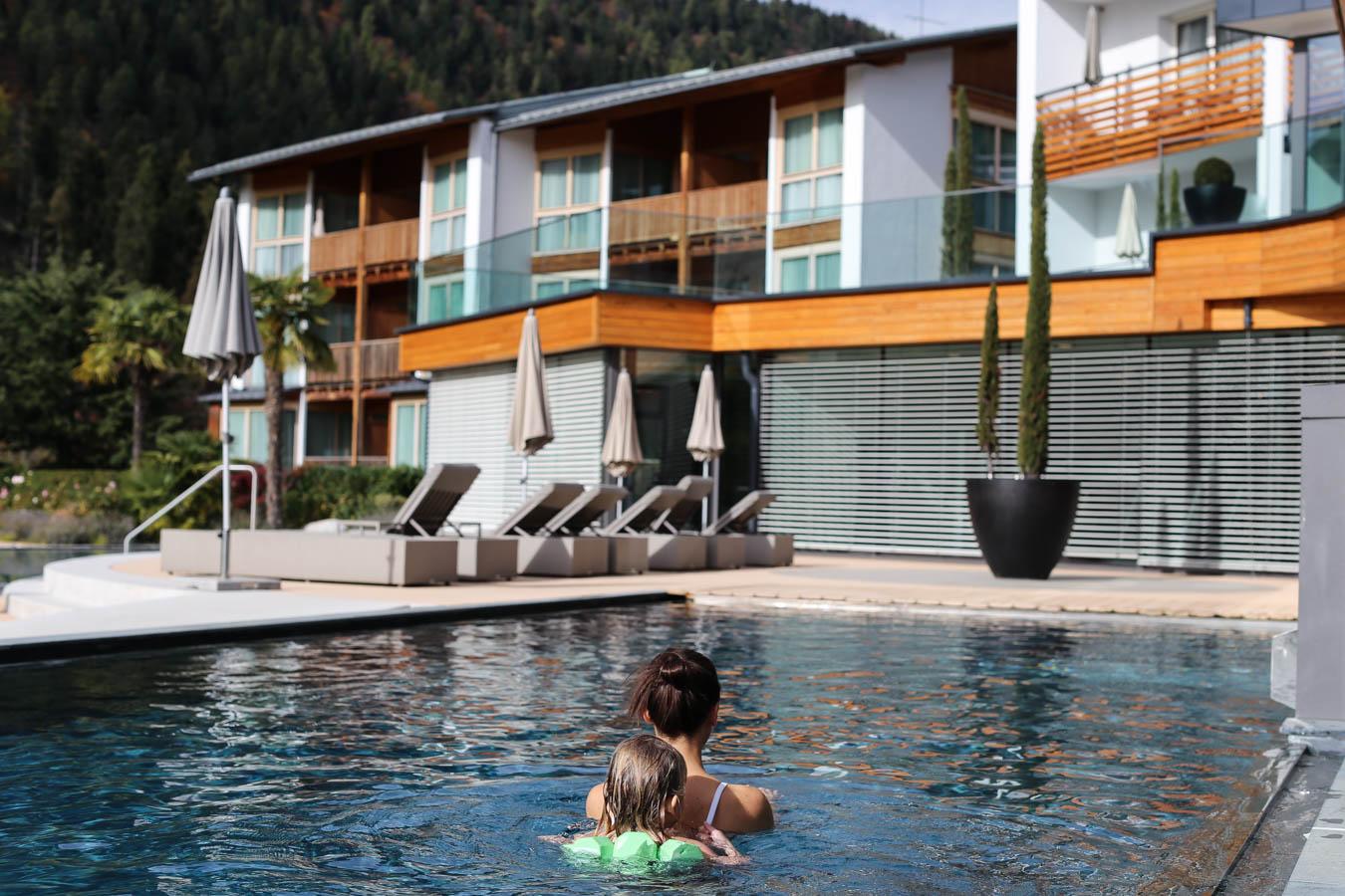 #Hoteltest | Wellness mit Kindern in Südtirol. Das Alpiana Resort. (part 1)