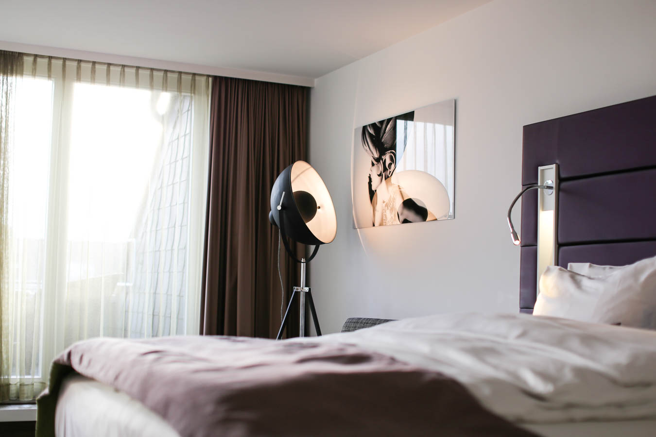 Zimmer Indigo Hotel Düsseldorf