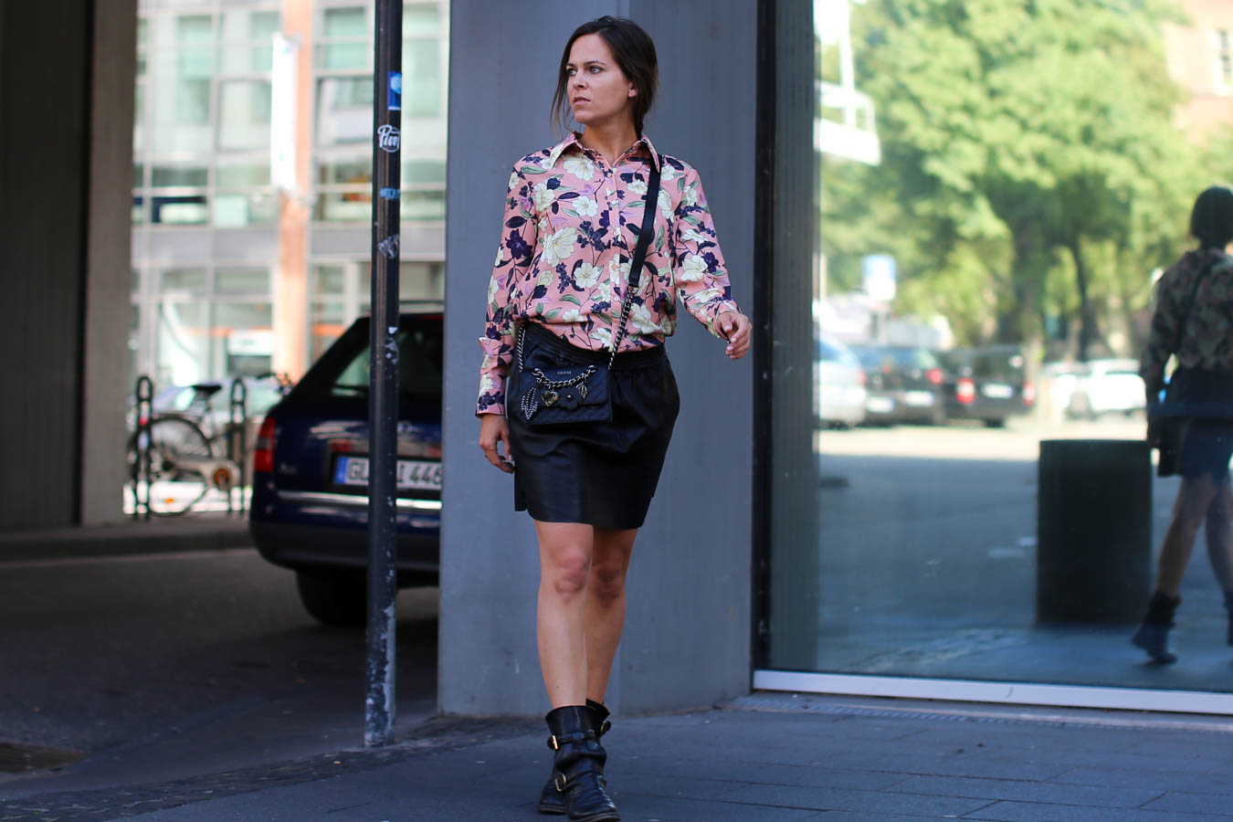 #Fashion | ♡ Lederrock + 20 Fakten über mich.