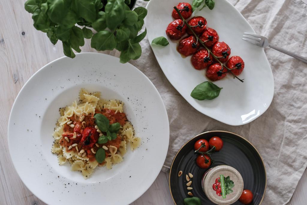 #veganlifestyle | Italienisches Dinner in 15 Minuten.