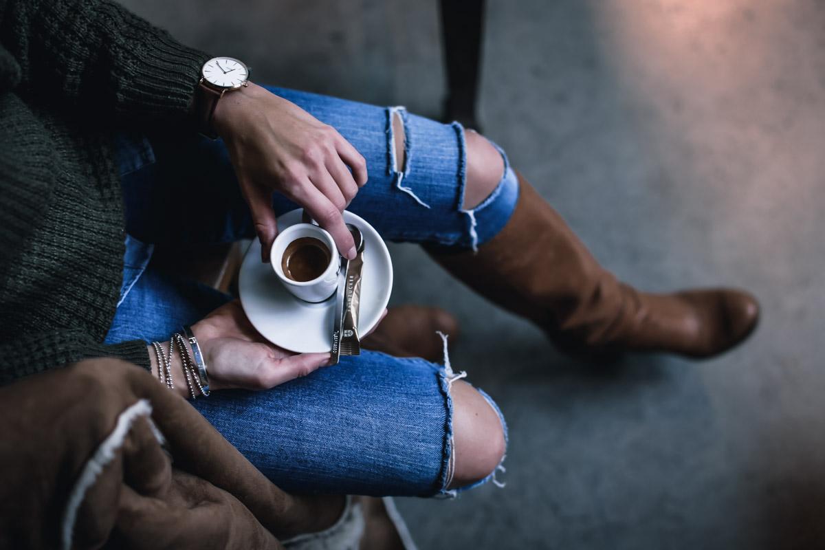 #Fashion | All over Denim + eine neue Uhr.
