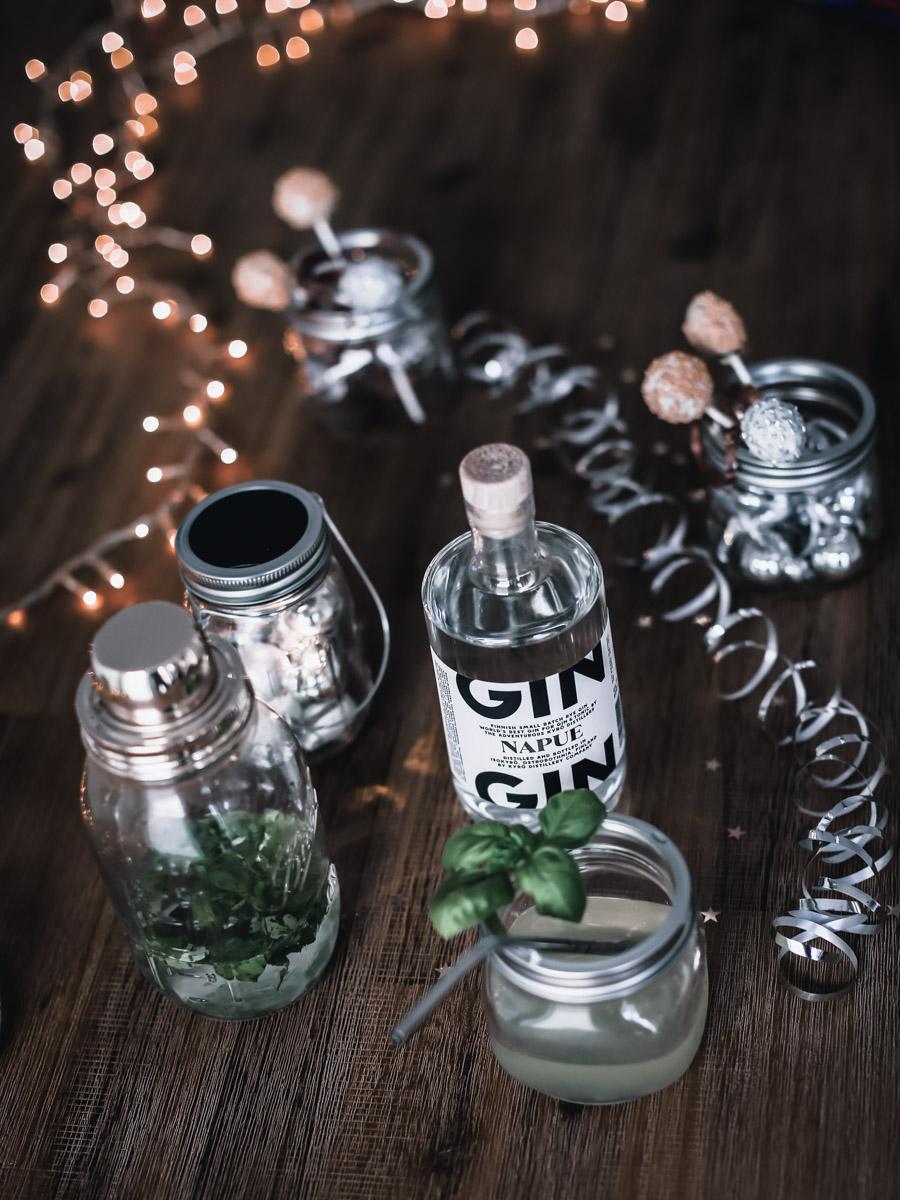 Cocktail Rezept Gin