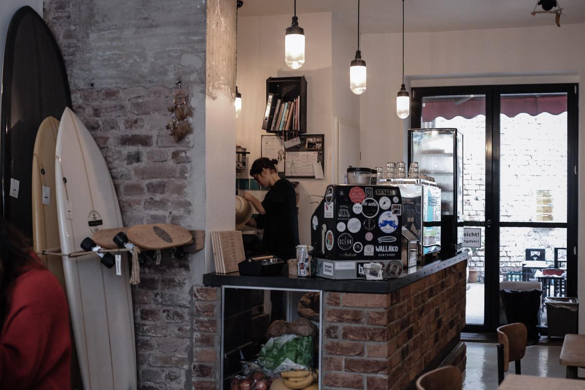 #Köln | spanisches Flair im Café Sabor 'ermoso.
