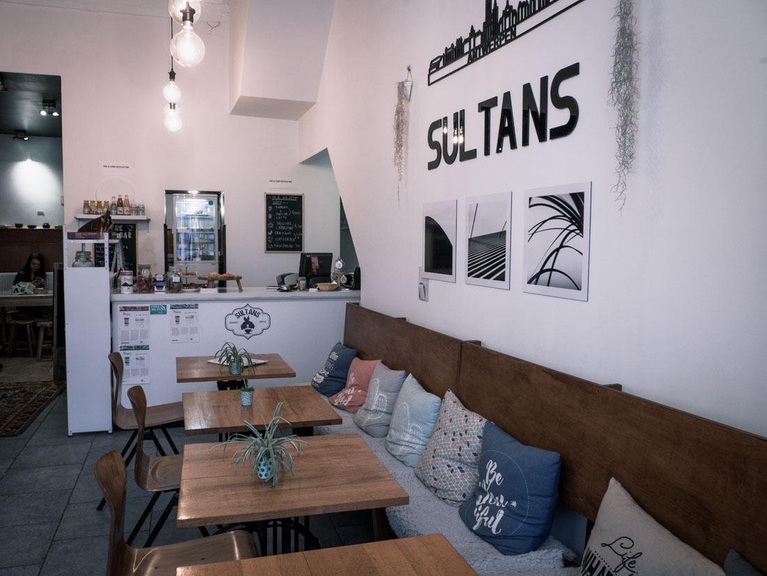 veganes Café Antwerpen