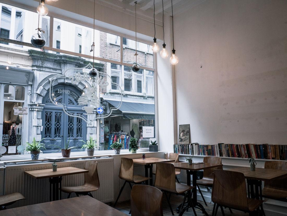 vegan Café - Sultans Coffee House