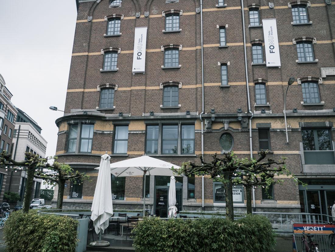 Foto Museum Antwerpen (FoMu)