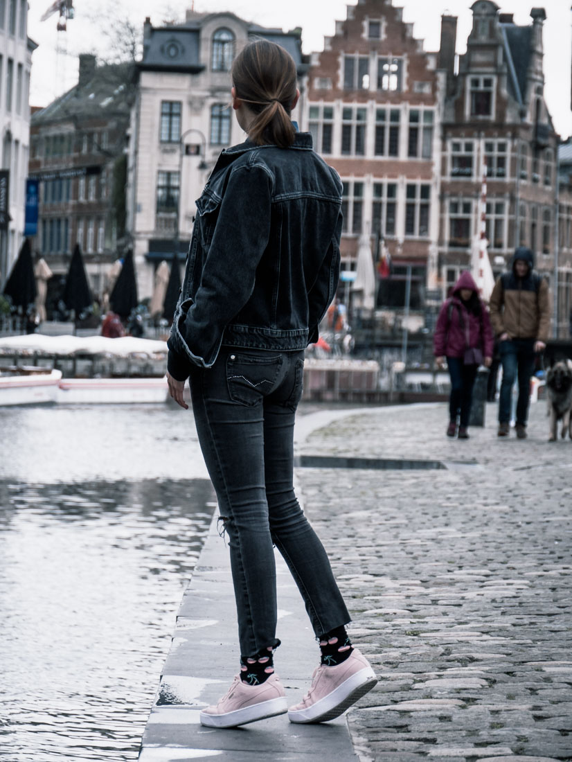 Streetstyle Denim Black