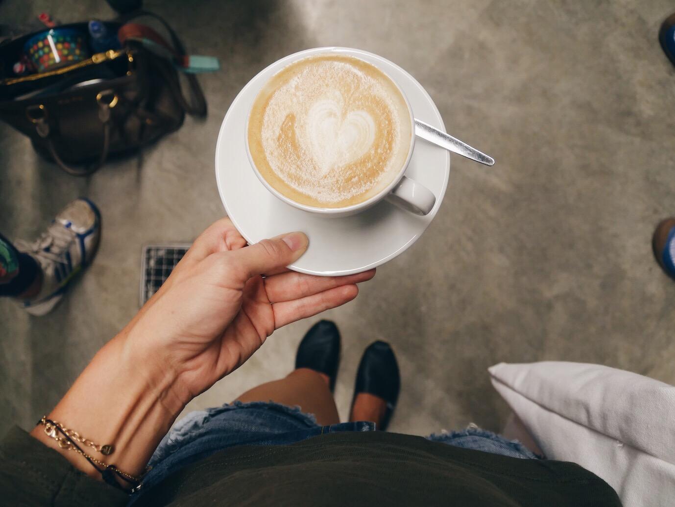 Törtchen Törtchen - Cappuccino mit Herz