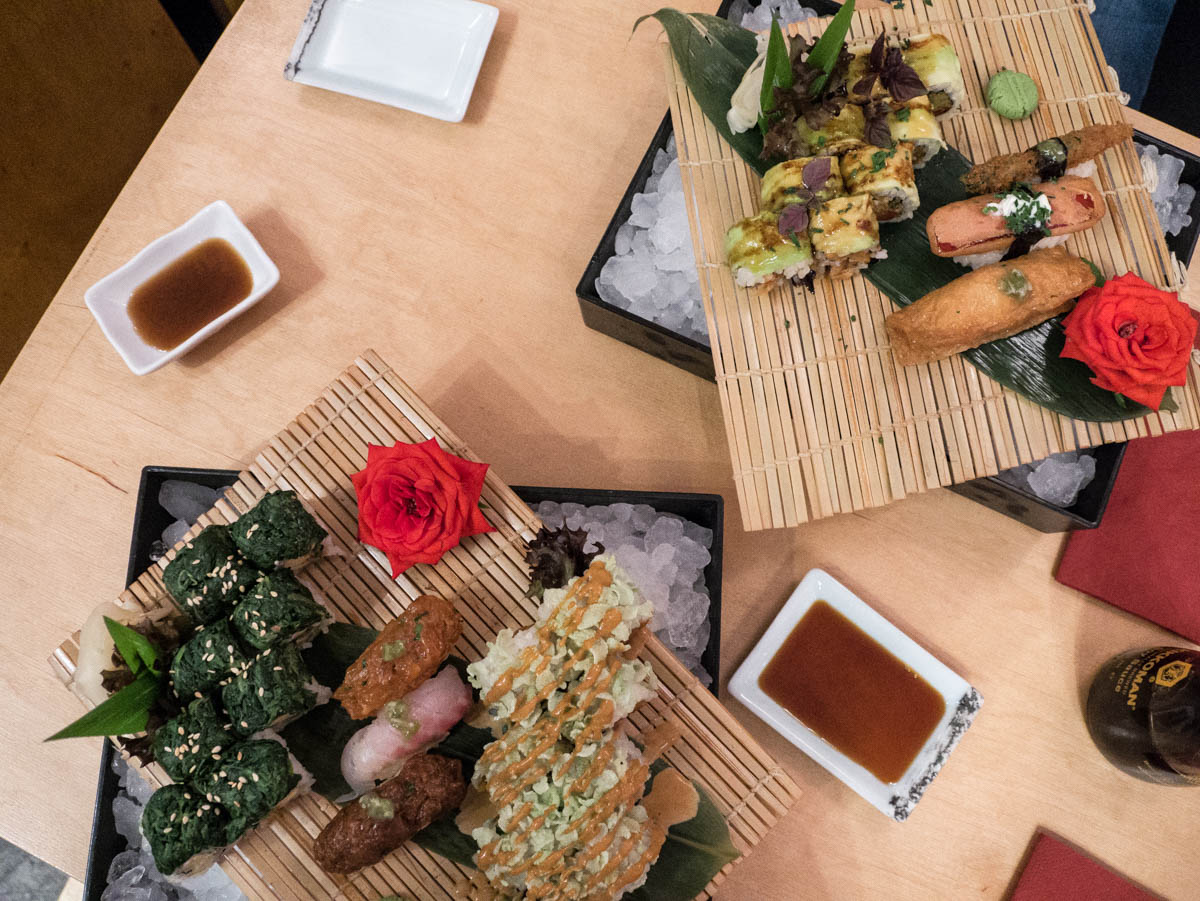 Sushi Köln - Sushi, Maki und inside out rolls
