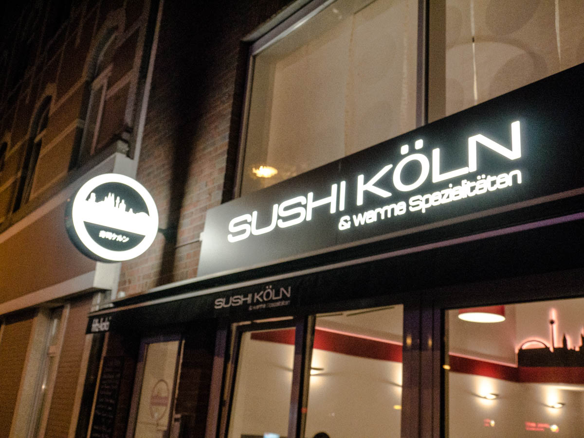 Sushi Köln Restaurant