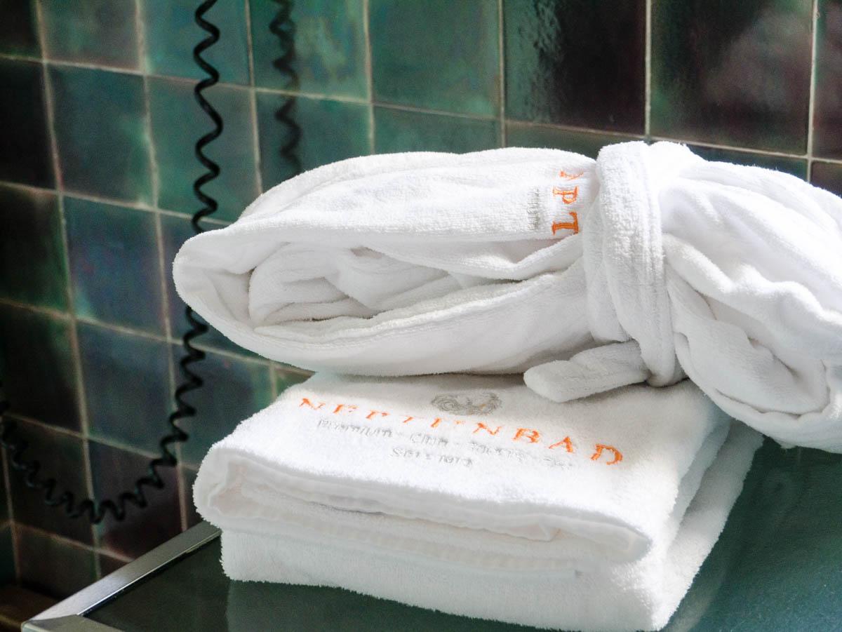 Sauna Köln Neptunbad Wellness