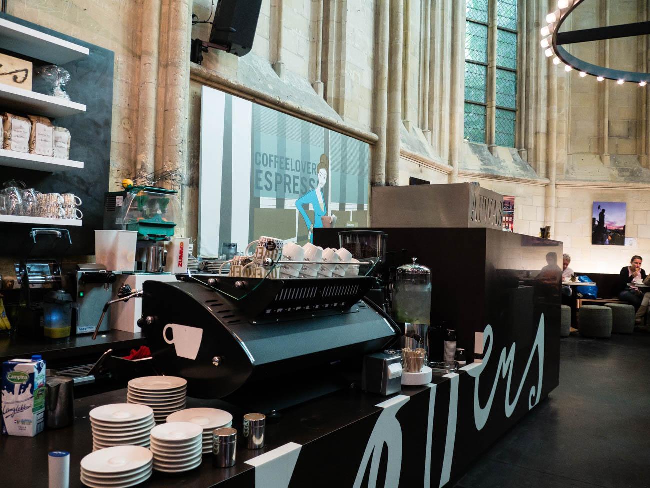 Maastricht Café Kirche