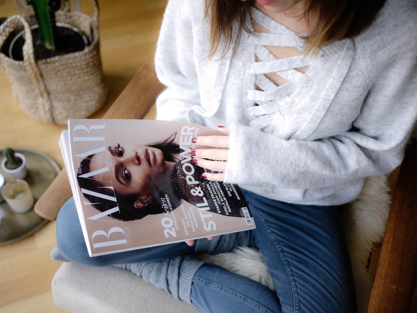 Strickpullover Fashionblog