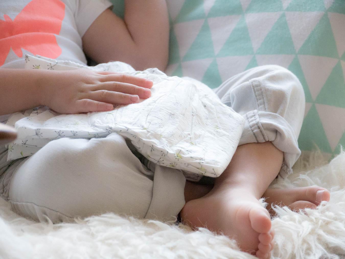 Baby Wecken Zum Füttern