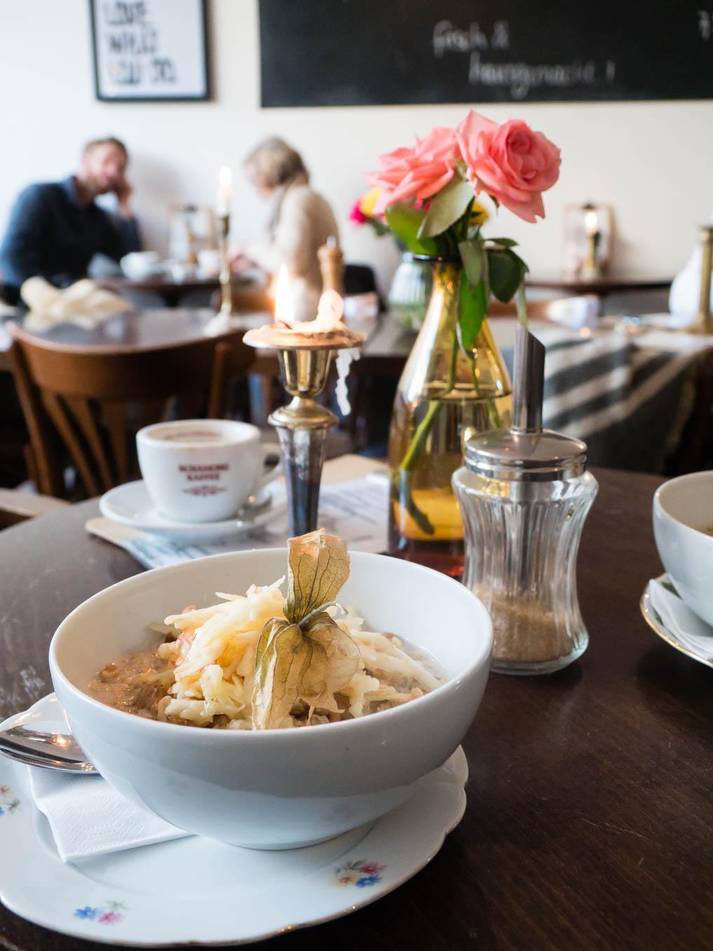 Köln Ehrenfeld - Café Schwesterherz Frühstück