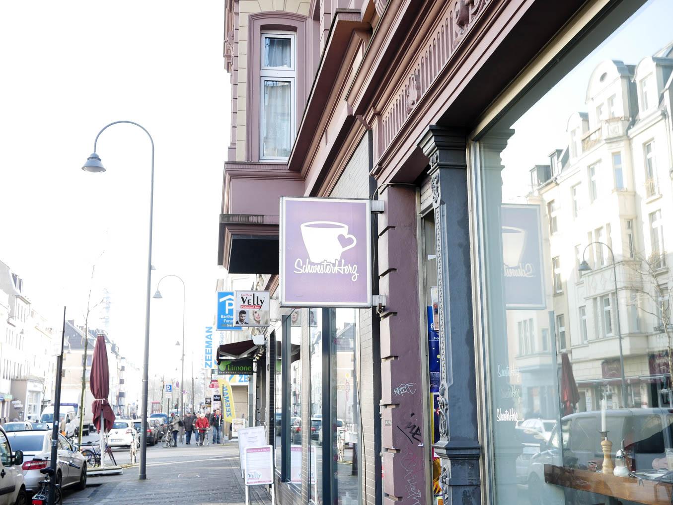 Café Köln Ehrenfeld: Café Schwesterherz
