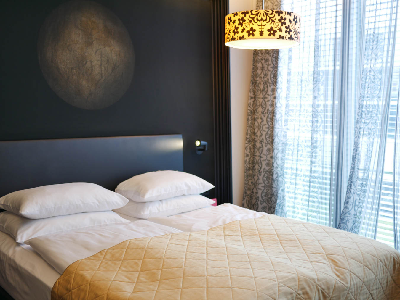 Zimmer im Kameha Grand Hotel Bonn