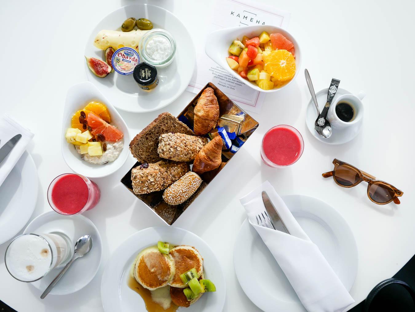 Frühstück Kemaha Hotel Bonn