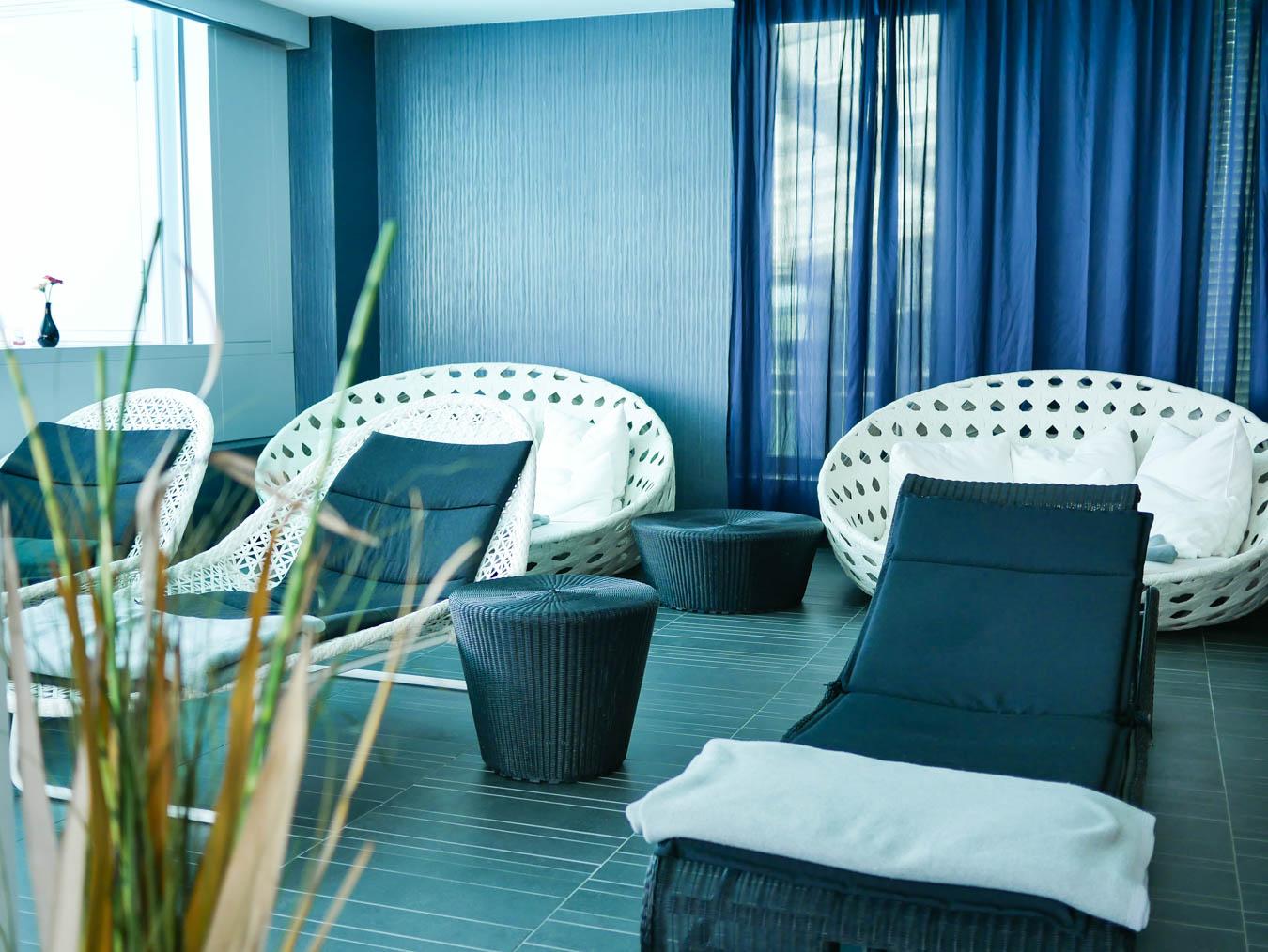 Spa- Bereich Kameha Hotel