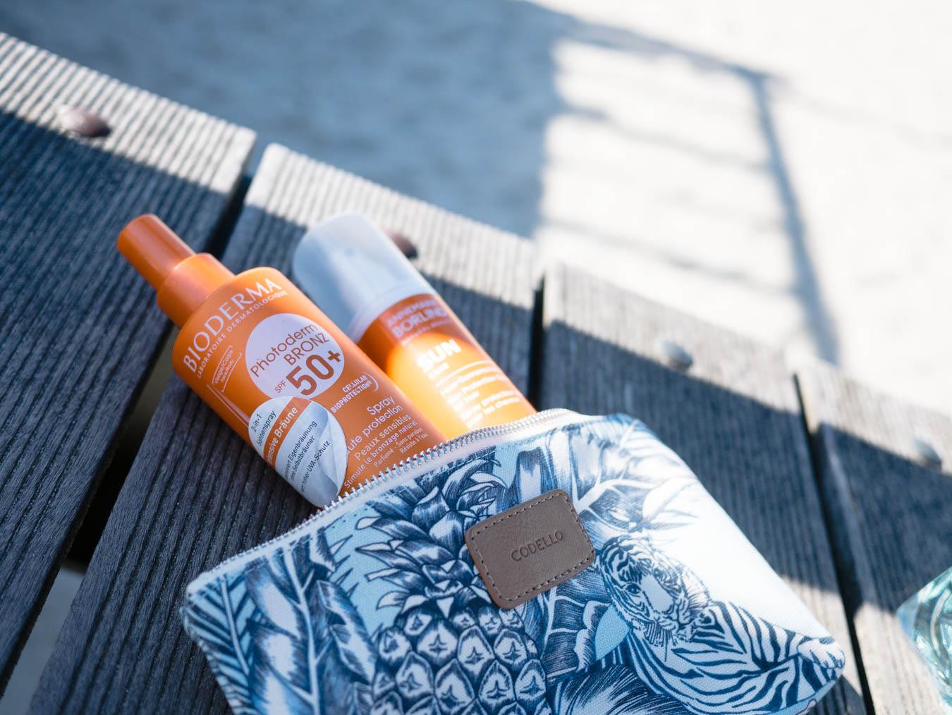 Sonnenpflege Bioderma - Sonnenschutz Haara