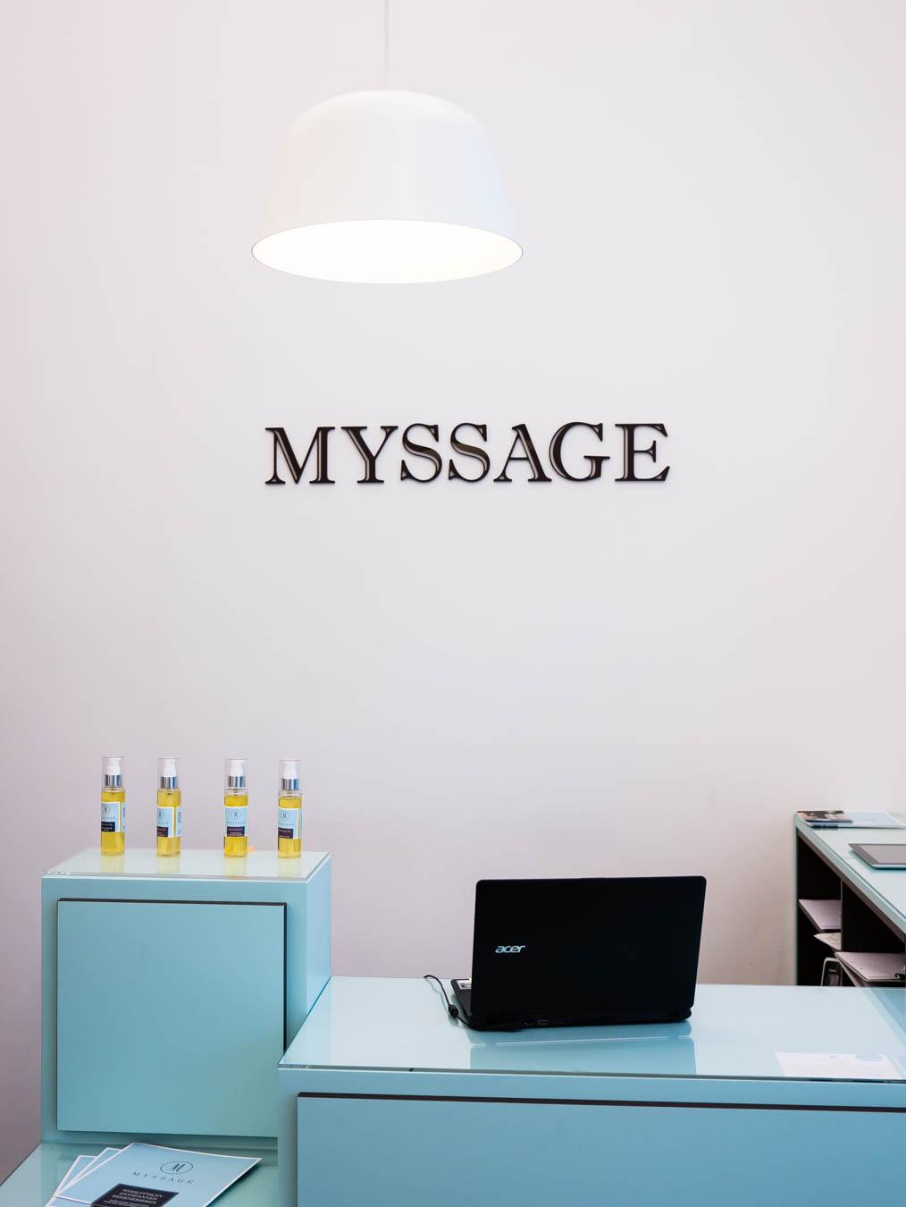 myssage - Massage in Köln ohne Termin