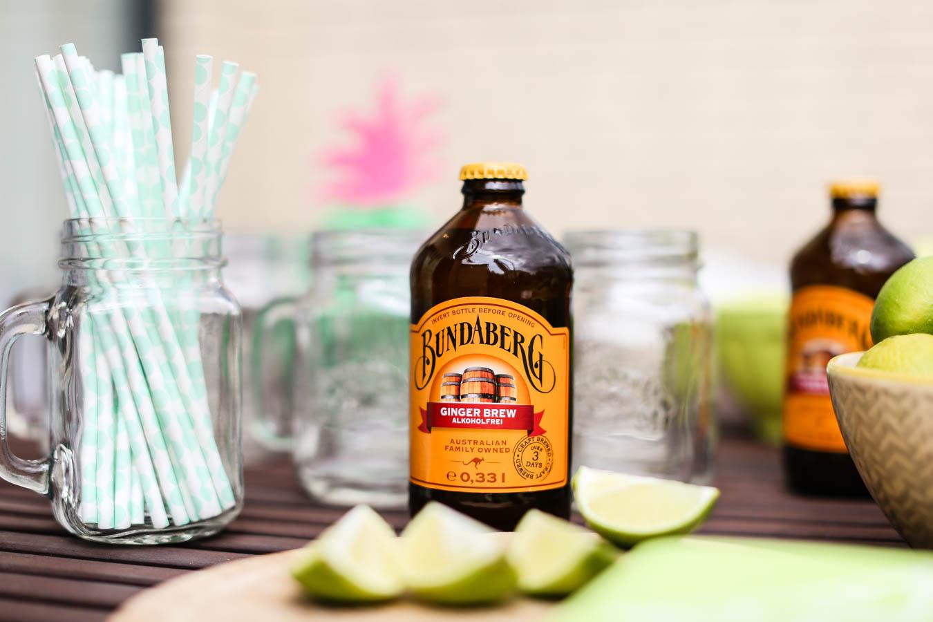 Bundaberg Ginger Brew alkoholfrei