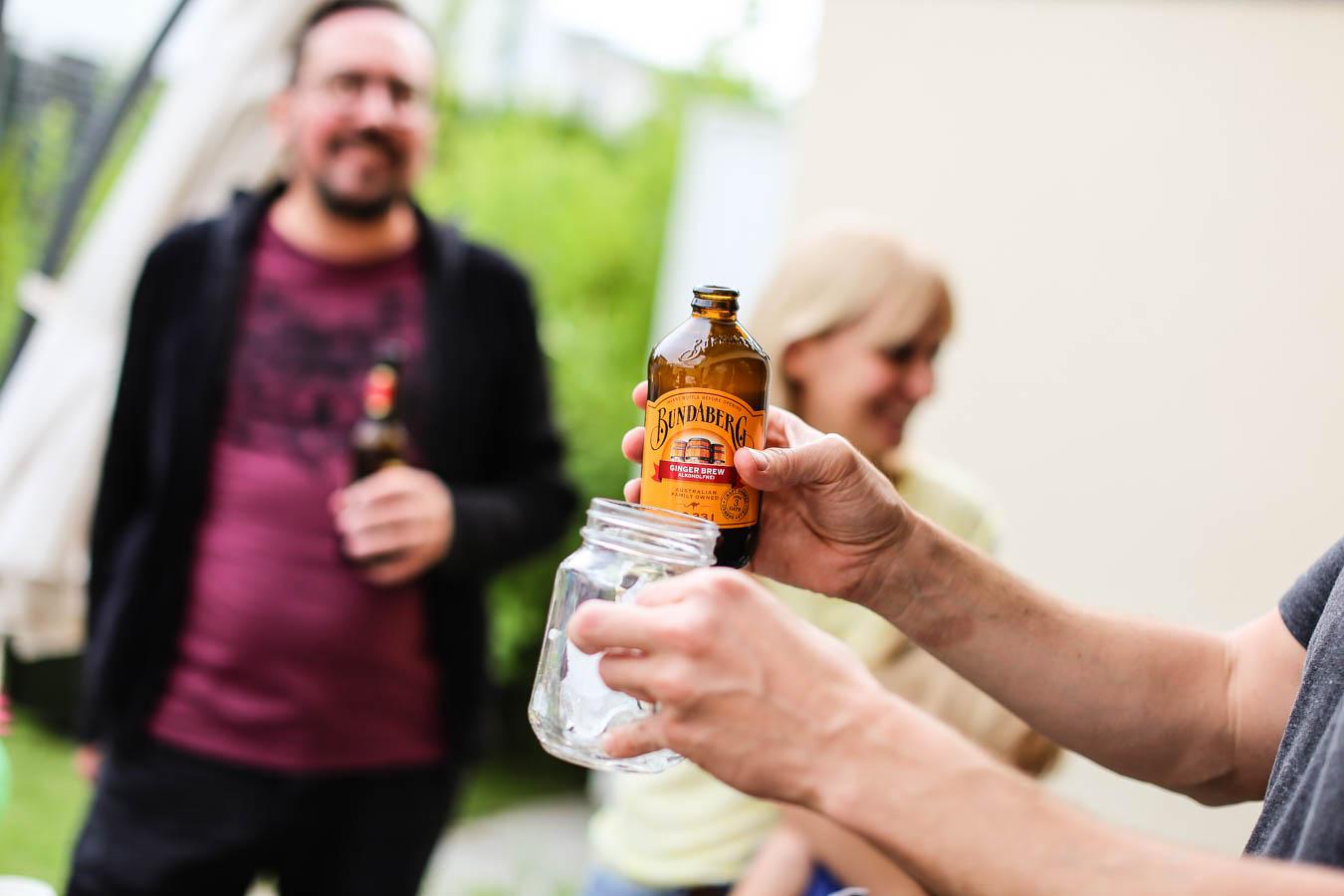Bundaberg alkoholfrei Ginger Brew