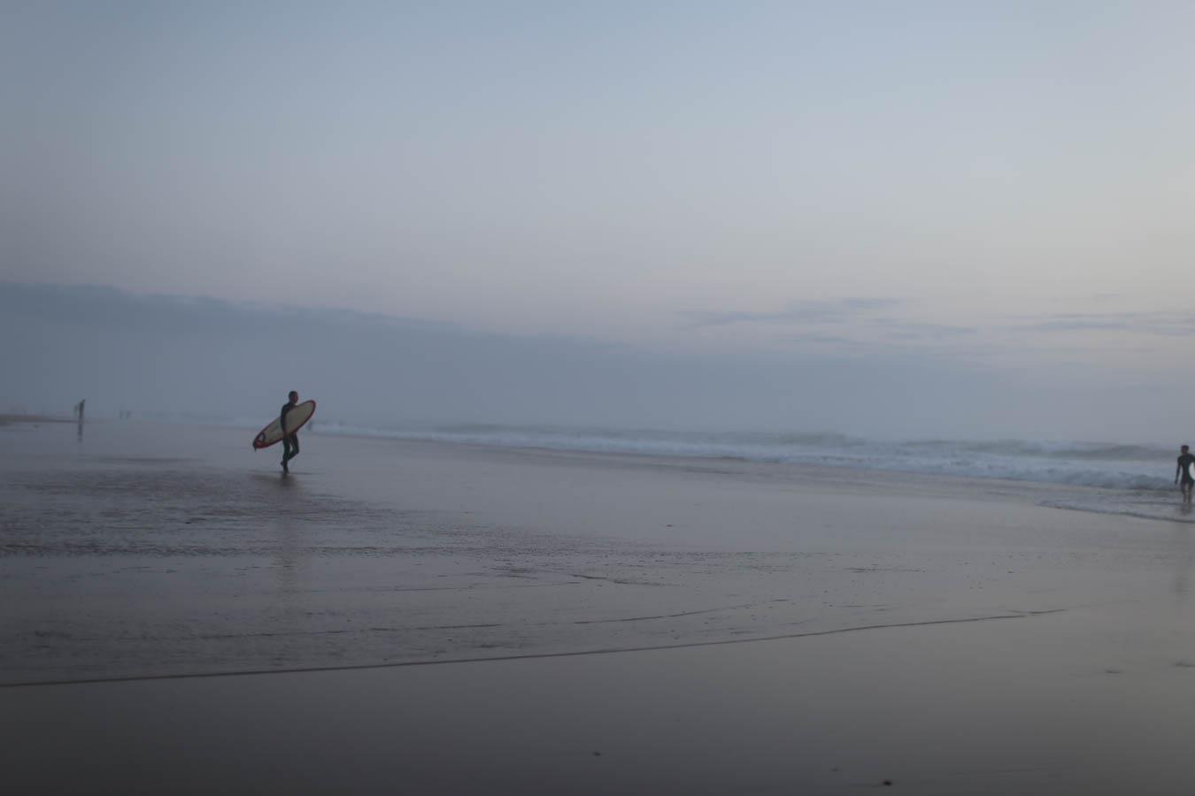 Surfen Moliets Frankreich