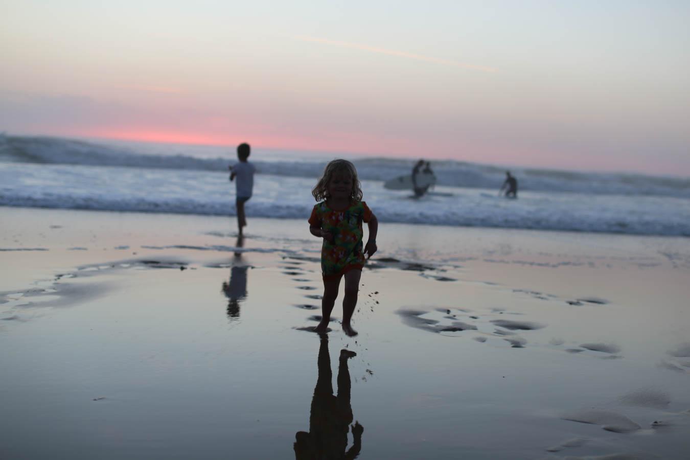Reisebericht - mit Kindern in Moliets Frankreich