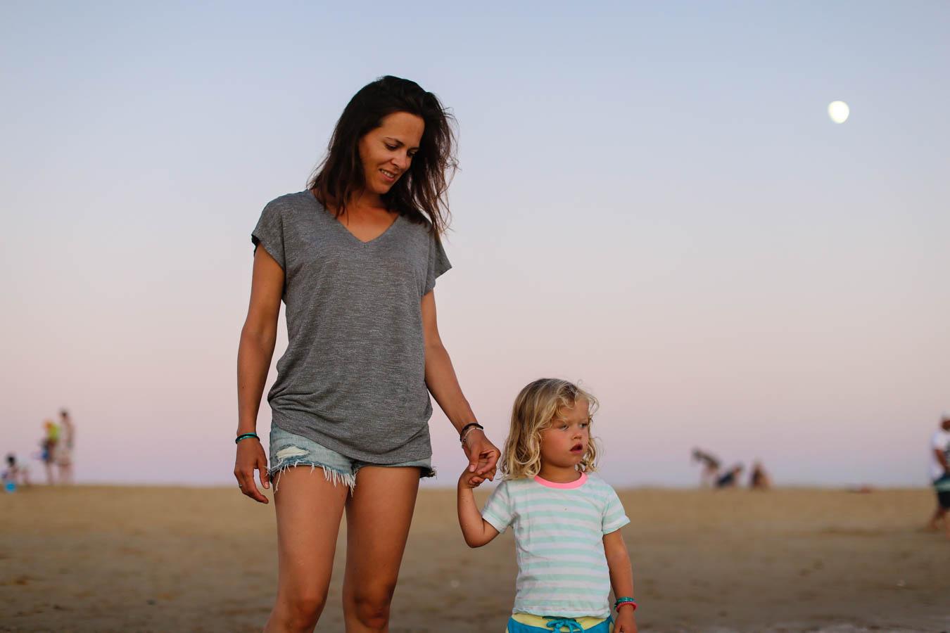 Familienurlaub am Atlantik - Moliets Frankreich