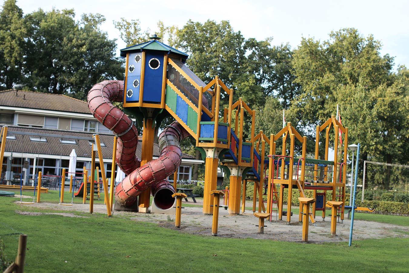 Das andere Holland - Camping Scholtenhagen - Spielplatz