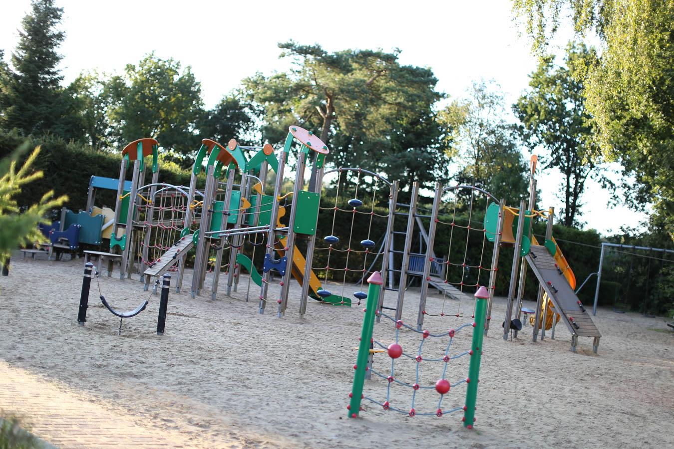Camping de Wije WereltSpielplatz - Das andere Holland