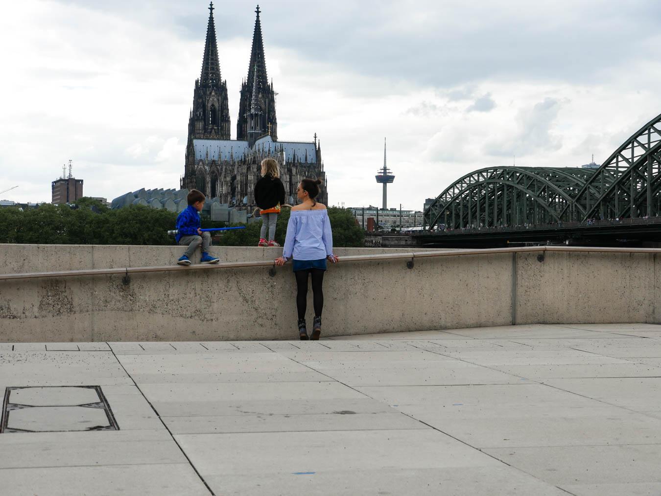 Hohenzollern Brücke Köln