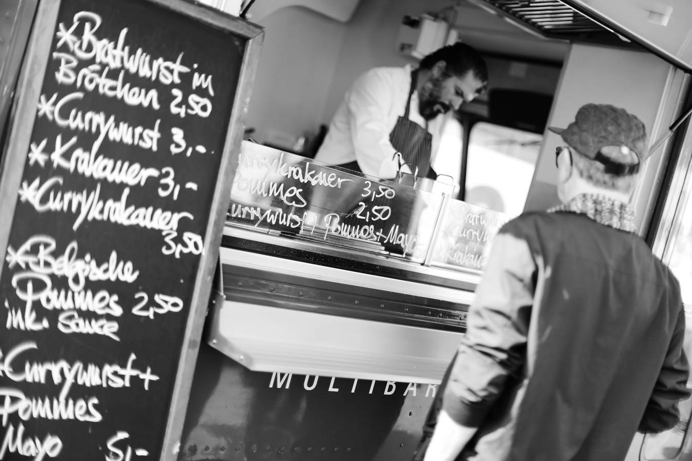 Sunday Up Market Köln - Food Trucks