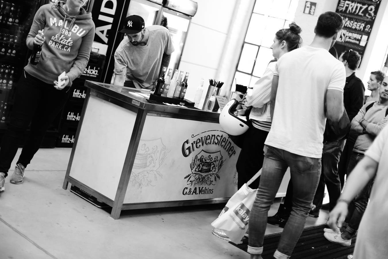 Sunday Up Market Köln - Drinks