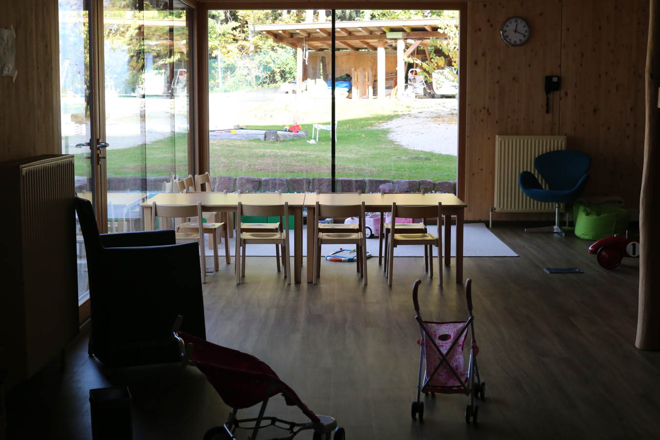 Kinder und Spielzimmer Alpiana Resort