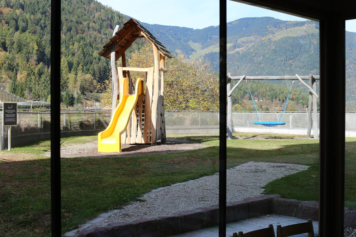 Spielplatz Alpiana Resort