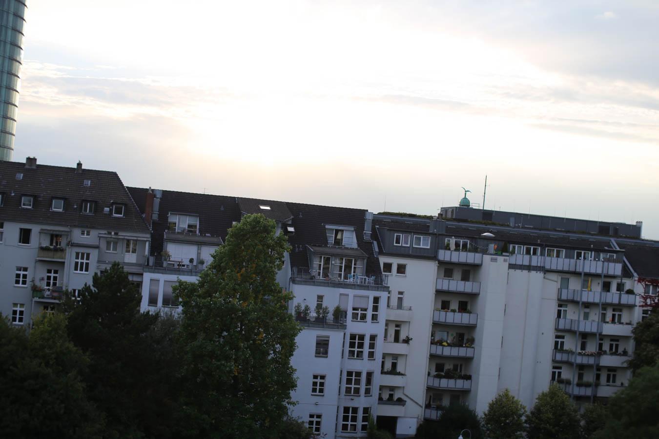 Balkon Indigo Hotel