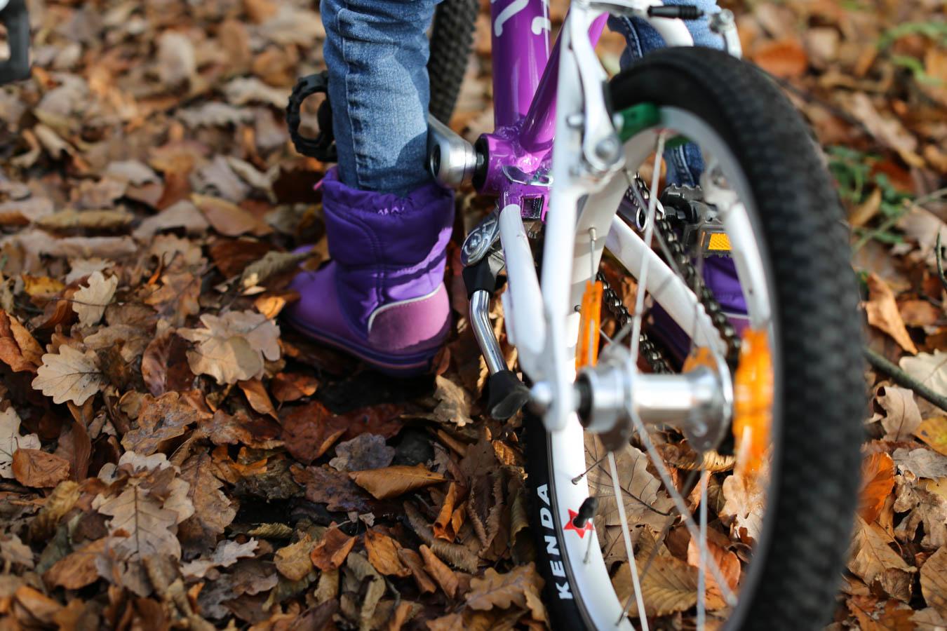 Laufräder Woom Bike